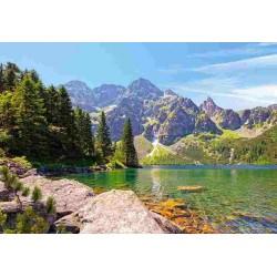 Lago di montagna, Tatra