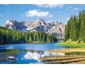 Lago Missurina, Italia