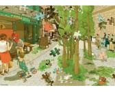Mondo di puzzle - TRIANGULAR PUZZLE