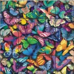 Farfalle - PUZZLE CON EFFETTO 3D