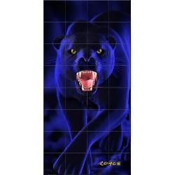 Leopardo - PUZZLE CON EFFETTO 3D