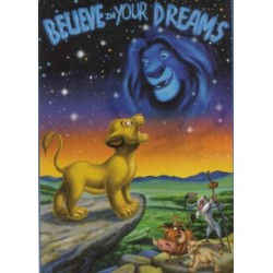 The Lion King - PUZZLE PER BAMBINI