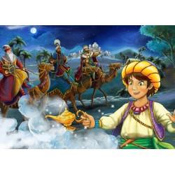 Aladdin - PUZZLE PER BAMBINI