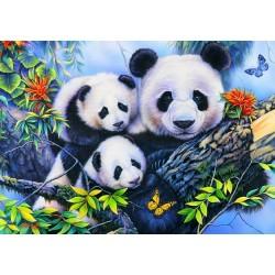 Panda e cuccioli - PUZZLE PER BAMBINI