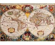 Mappa storica del mondo