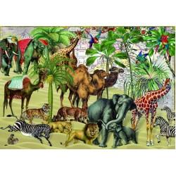 Animali nel deserto