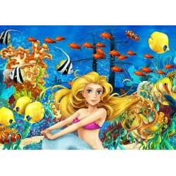 Sirena - PUZZLE PER BAMBINI