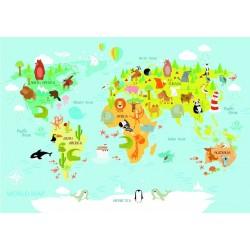 Mappa - PUZZLE PER BAMBINI