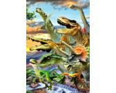 Dinosauri - PUZZLE PER BAMBINI