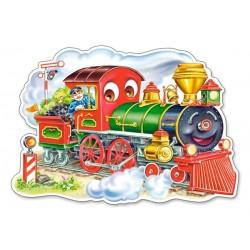 Locomotiva allegra – PUZZLE PER BAMBINI