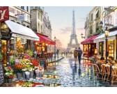 Fioraio a Parigi