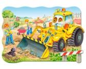 Bulldozer - PUZZLE PER BAMBINI