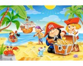 Avventura pirata - PUZZLE PER BAMBINI