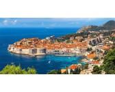 Dubrovnik, Croazia - PUZZLE PANORAMICO