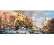 Battaglia navale - PUZZLE PANORAMICO