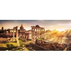 Vista sul Forum Romanum - PUZZLE PANORAMICO