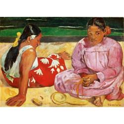 Donne di Tahiti