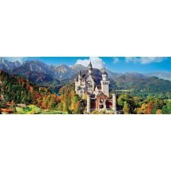 Neuschwanstein - PUZZLE PANORAMICO
