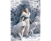 Strega e i lupi