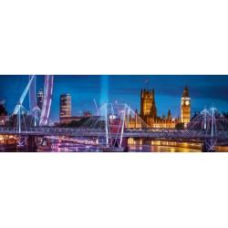 Londra - PUZZLE PANORAMICO