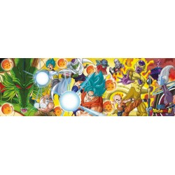 Dragon ball - PUZZLE PANORAMICO