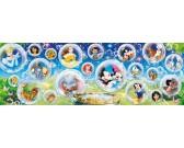 Mondo di Disney - PUZZLE PANORAMICO