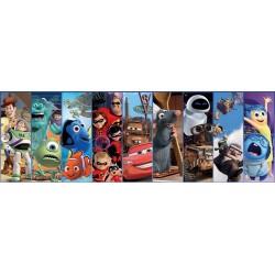 Pixar - PUZZLE PANORAMICO