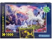 Unicorni - PUZZLE FLUORESCENTE