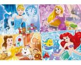 Quattro principesse - PUZZLE PER BAMBINI