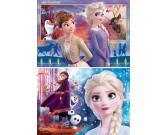 Frozen II - PUZZLE PER BAMBINI