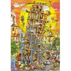 Costruzione di Torre in Pisa