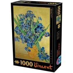 Puzzle Iris