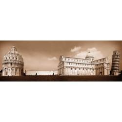 Torre di Pisa - PUZZLE PANORAMICO