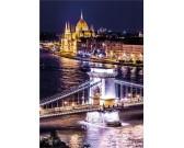 Budapest - PUZZLE FLUORESCENTE
