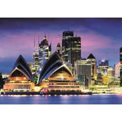 Sydney - PUZZLE FLUORESCENTE