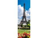 La torre Eiffel in primavera - PUZZLE PANORAMICO