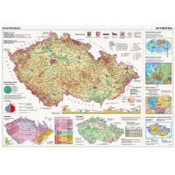 Mappa della Repubblica Ceca