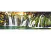 Laghi di Plitvice - PUZZLE PANORAMICO
