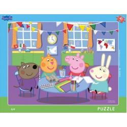 Peppa Pig - PUZZLE PER BAMBINI