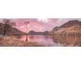 Lago in montagna - PUZZLE PANORAMICO