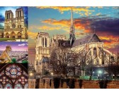 Notre Dame, collage