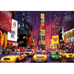 Times Square - PUZZLE FLUORESCENTE
