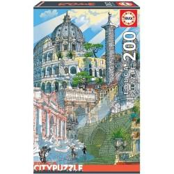 Roma - MINI PUZZLE