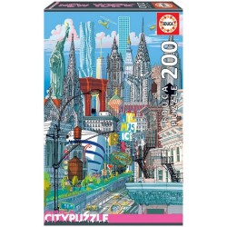 New York - MINI PUZZLE