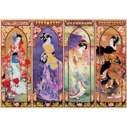 Quattro donne giapponesi