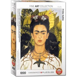 Autoritratto Frida Kahlo