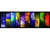 Sistema solare - PUZZLE PANORAMICO