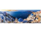 Santorini - PUZZLE PANORAMICO