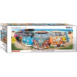 Volkswagen bus - PUZZLE PANORAMICO