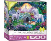 Unicorni - XXL PUZZLE